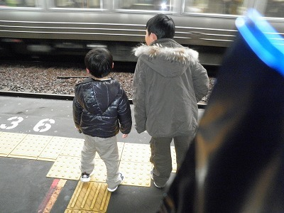 新札幌駅で